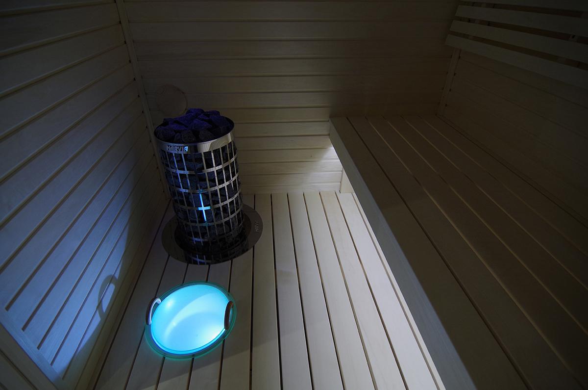 Sauna Heater Harvia Cilindro Pc70 Chrome 6 8 Kw
