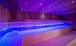 Sauna LED light Steam sauna LED light Steam sauna lightning OUTLET LED strips, RGB SAUFLEX LED RGB MILK SET 12 W / 1M / 60 LED, 5M SET