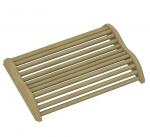 Sauna headrests OUTLET SAWO WOODEN HEADREST 511-D, CEDAR