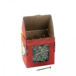 Fasteners and tools WOOD SCREW 4X50 MM, 250PCS/PACK