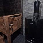 AITO Sauna Holzöfen AITO AK-95, INKL. SAUNASTEINE