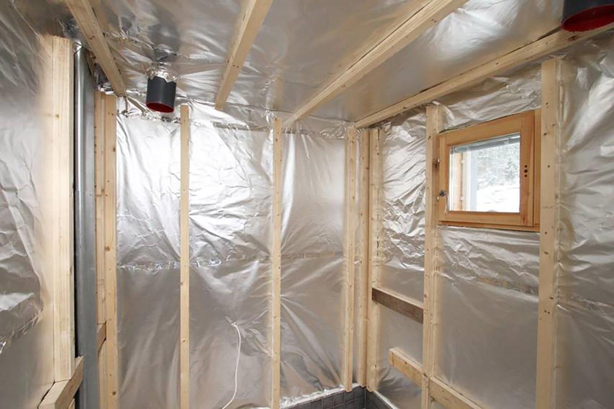 höyrynsulku sauna