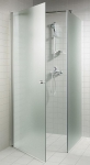 Shower rooms WHITE MATTE SHOWER CORNER SET