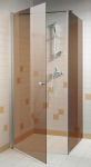 Shower rooms BRONZE SHOWER CORNER SET