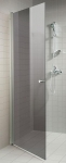 Shower rooms GRAY SHOWER DOORS