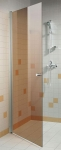 Shower rooms BRONZE SHOWER DOORS