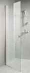 Shower rooms TRANSPARENT SHOWER DOORS