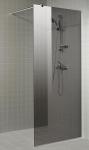 Shower rooms GRAY SHOWER WALLS
