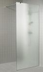 Shower rooms WHITE MATTE SHOWER WALLS