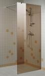 Shower rooms BRONZE SHOWER WALLS