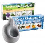 Aromatherapy kits SAUNA SET «AROMATHERAPY» OPTIMAL 3, SAUFLEX