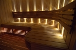 Sauna LED light SAUNA LED LIGHT SUN GOLD
