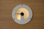 Sauna thermo and hygrometers SOLO Fiber optic lighting for sauna PREMIUM PRODUCTS SAUNA LIGHT CARIITTI THERMOMETER, BLACK CARIITTI THERMOMETER