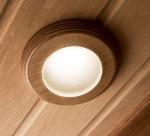 Fiber optic lighting for sauna LIGHT SCA