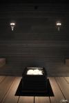 Glasfaseroptik Beleuchtung für sauna SAUNA LICHT CARIITTI FAKELLEUCHTE TL-100 CARIITTI FAKELLEUCHTE TL-100
