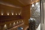 Glasfaseroptik Beleuchtung für sauna OUTLET CARIITTI LICHTWELLENLEITER SET VPL10 - E161