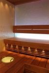 Valokoidut sauna varten CARIITTI LAUDEKUITUVALAISTUSSARJAT