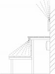 Glasfaseroptik Beleuchtung für sauna CARIITTI SITZ BELEUCHTUNG