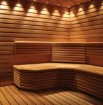 Glasfaseroptik Beleuchtung für sauna PREMIUM-PRODUKTE CARIITTI BELEUCHTUNG-SET FÜR SAUNEN VPAC-1527-L114