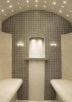 Fiber optic lighting for hammam Steam sauna lightning Steam sauna LED light CARIITTI STEAM SAUNA LIGHTING SETS VPAC-1530-N221