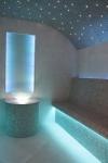 Glasfaseroptik Beleuchtung für Dampfbad Dampfbad beleuchtung Dampfbad LED Beleuchtung CARIITTI BELEUCHTUNG-SET FÜR DAMPFSAUNEN VPAC-1530-N221