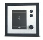 EOS Sauna control panels SAUNA CONTROL UNIT EOS EMOTEC D, ANTHRACITE/SILVER EOS EMOTEC D