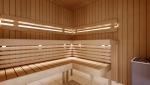 Build by yourself Sauna Cabin moduls DIY Sauna Kits COMPLETE BUILDING KIT - SAUNA OPTIMAL, THERMO-ASPEN