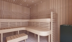 Build by yourself Sauna Cabin moduls DIY Sauna Kits COMPLETE BUILDING KIT - SAUNA PREMIUM, ALDER