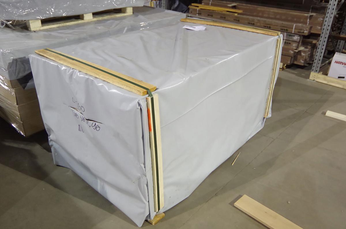 diy sauna module kit 2000 x 1500 mm. Black Bedroom Furniture Sets. Home Design Ideas