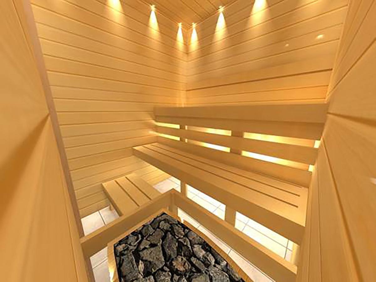 cr ez vous m me votre sauna kit 2000x1500 mm. Black Bedroom Furniture Sets. Home Design Ideas