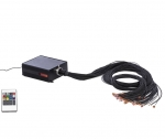 LED additional equipments ELIGA LED COLOURED-LIGHT PROJECTOR 18W