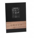 EOS Sauna control panels SAUNA CONTROL UNIT EOS EMOSTYLE Hi, BLACK EOS EMOSTYLE Di/Hi