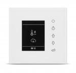 EOS Sauna control panels SAUNA CONTROL UNIT EOS EMOSTYLE D, WHITE EOS EMOSTYLE D/H