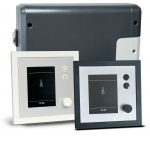 EOS Sauna control panels SAUNA CONTROL UNIT EOS EMOTEC H, ANTHRACITE/SILVER EOS EMOTEC H