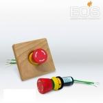Ersatzteile Ersatzteile für Sauna Steuerungen EOS NOT-AUS-TASTER #2