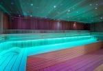 Sauna LED Beleuchtung EOS LED-BELEUCHTUNG FÜR SAUNA 4W / 24V