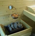 Aroma sauna dispenser Additional sauna equipments Aroma sauna dispenser EOS AROMA BOWL