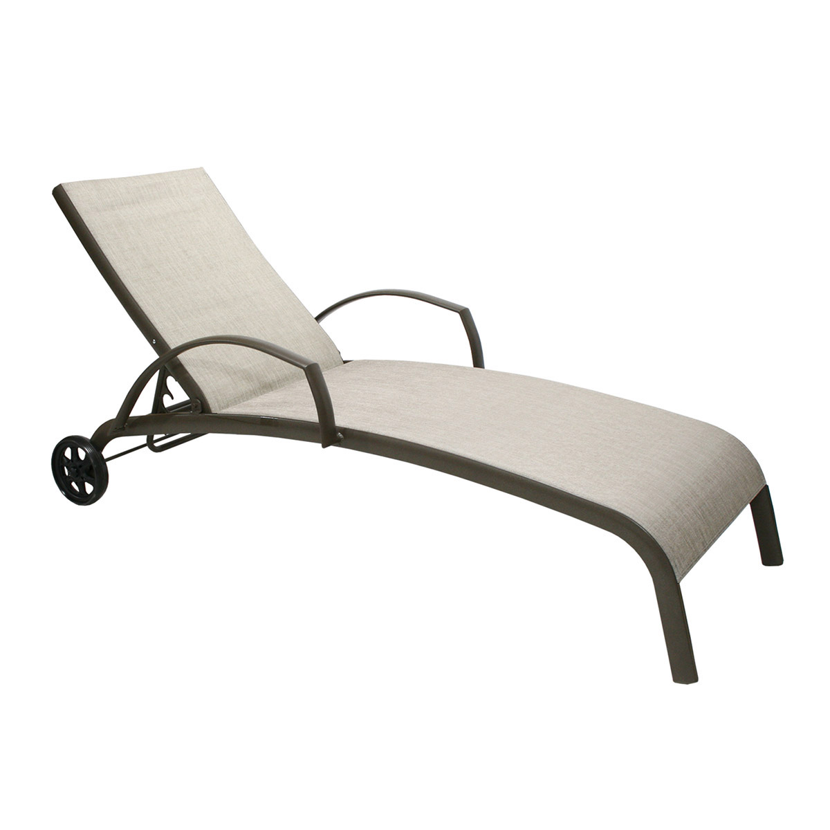 Chase longue montreal 2 fabric - Chaise longue montreal ...
