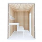 Kits de construction de sauna 2 KIT DE CONSTRUCTION 2 - SAUNA STANDART, TREMBLE