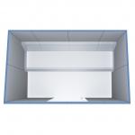 Kits de construction de sauna à vapeur 2 KIT DE CONSTRUCTION - SAUNA À VAPEUR OPTIMAL