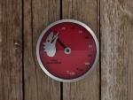 Sauna Thermo- und Hygrometer SOLO SAWO FIREMETER
