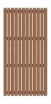 Sauna Bodenrost Sauna Bodengitter BODENROST, THERMO ESPE 600 x 1200 mm