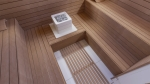 Sauna Bodenrost Sauna Bodengitter BODENROST, THERMO ESPE 600 x 1000 mm