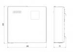 HARVIA Sauna control panels SAUNA CONTROL UNIT HARVIA C170VKK HARVIA C170VKK