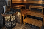 HARVIA Sauna Stoves SAUNA WOODBURNING STOVE HARVIA LEGEND 150 SL HARVIA LEGEND 150 SL