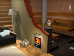 HARVIA Sauna Stoves SAUNA WOODBURNING STOVE HARVIA M3 SL HARVIA M3 SL