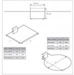 Lisävarusteet HARVIA TURVAKYTKIN 220x400mm, SFE-220400 HARVIA TURVAKYTKIN 220x400mm