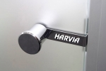 HARVIA Dampfbadtüren Dampfbadtüren HARVIA GLASTÜR