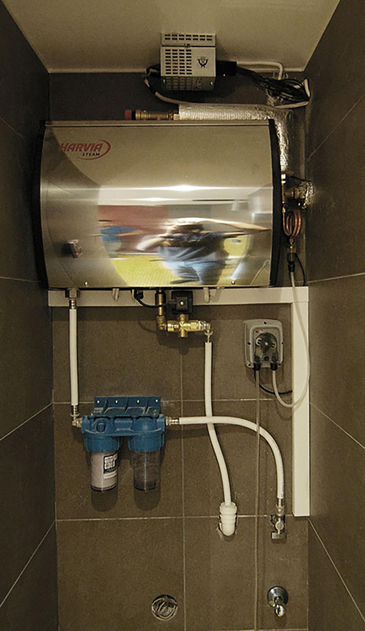 Harvia Steam инструкция - фото 3