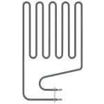 Ersatzteile Heizelemente für Öfen Harvia el. Saunaofen-Ersatzteile HARVIA HEIZELEMENTE ZSS-120 2000W/230V HARVIA HEIZELEMENTE